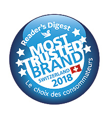 Most Trusted Brand 2018