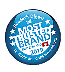 Most Trusted Brand 2019
