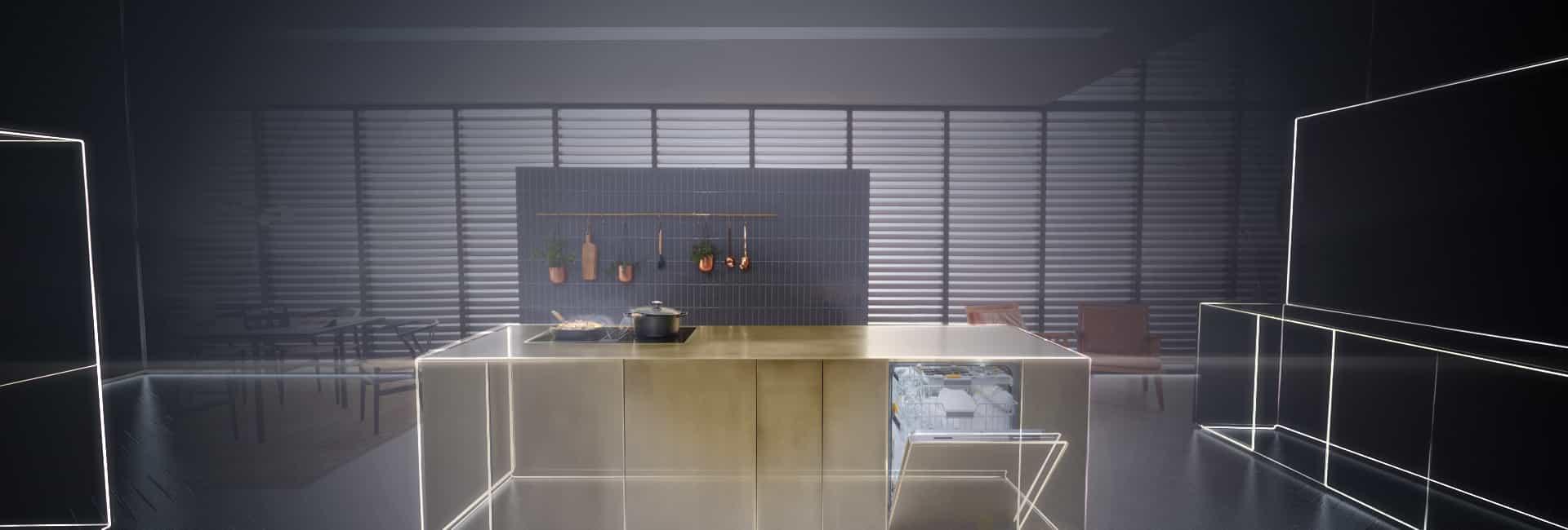 Berühmt Große Küche Design Geheimnisse Ideen - Ideen Für Die Küche ...