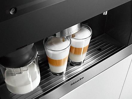 Miele Einbau-Kaffeevollautomaten | {Einbaukaffeevollautomaten 40}
