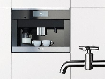 Kaffeevollautomat Wasseranschluss optionaler frischwasseranschluss produktvorteile kaffeevollautomaten