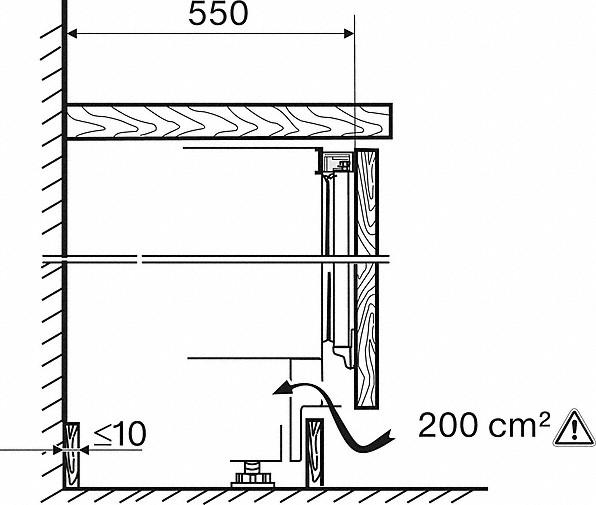 Einbauskizzen-mit praktischer Innenraumgestaltung im kompakten Format.-