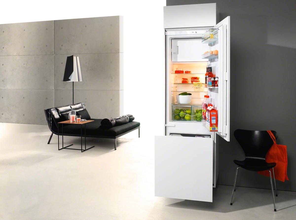 miele k 9726 if 1 einbau k hlschrank. Black Bedroom Furniture Sets. Home Design Ideas