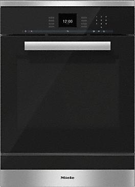 Miele dgc 6660 55 forno a vapore con modalit forno - Forno microonde e tradizionale insieme ...
