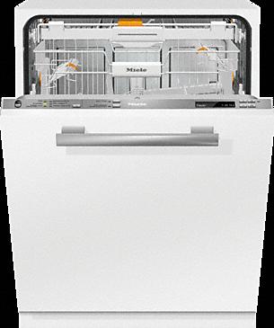 Miele G 26765-60 SCVi XXL Lavastoviglie totalmente integrata XXL