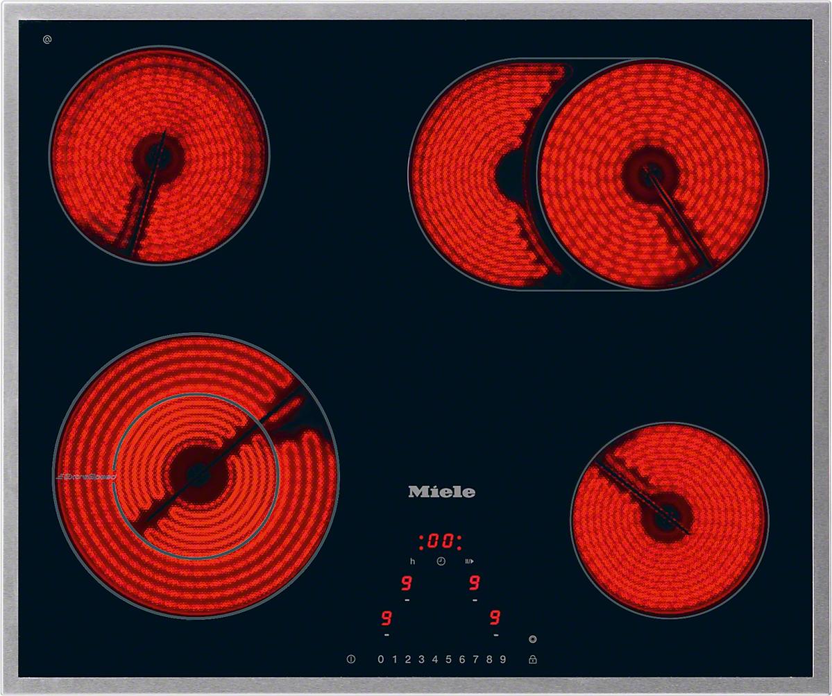 Miele KM 6204 Piano cottura elettrico indipendente