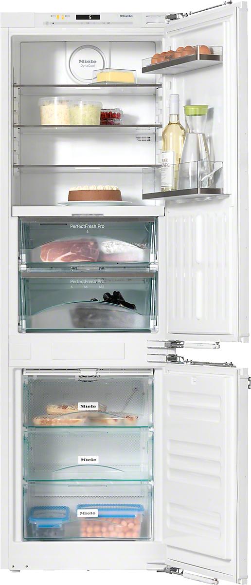 Miele KFN 37682 iD Combiné réfrig./congélation encastrable